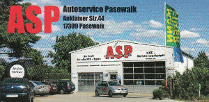 ASP Autoservice Pasewalk Inh. Andree Thoß in Pasewalk Logo